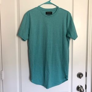 Pacsun turquoise shirt